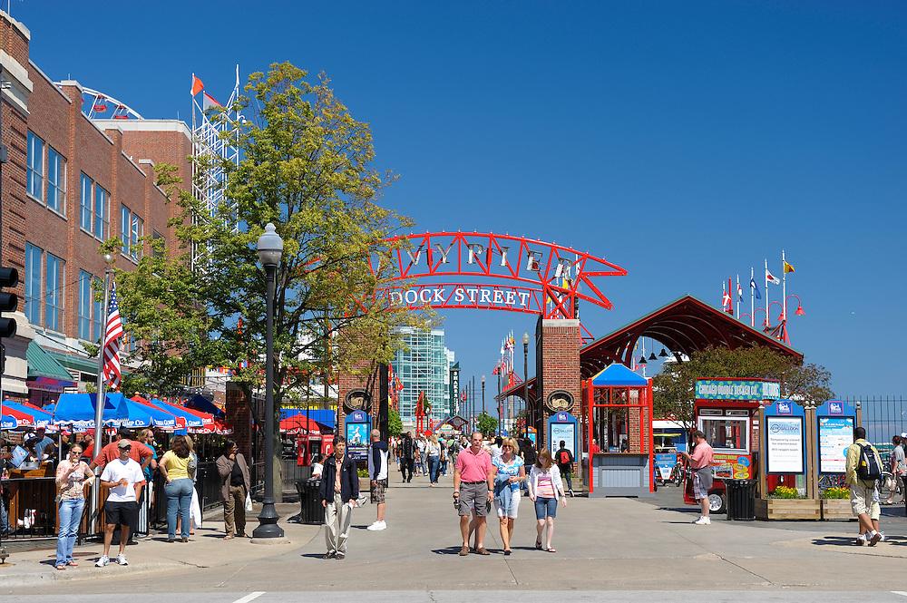 Navy Pier, Chicago, Illinois, USA