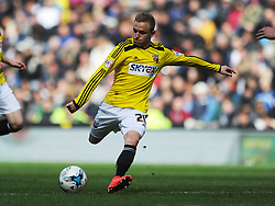Alex Pritchard Brentford, Derby County v Brentford, Sy Bet Championship, IPro Stadium, Saturday 11th April 2015. Score 1-1,  (Bent 92) (Pritchard 28)<br /> Att 30,050