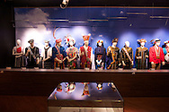 The Ketagalan Cultural Center in Beitou has nice displays of many of Taiwan's aboriginal tribes' clothing and tools.