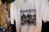 homeland security tee shirt
