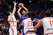 Filippo Baldi Rossi<br /> Nazionale Italiana Maschile Senior<br /> Eurobasket 2017 - Group Phase<br /> Georgia Italia Georgia Italy<br /> FIP 2017<br /> Tel Aviv, 06/09/2017<br /> Foto M.Ceretti / Ciamillo - Castoria