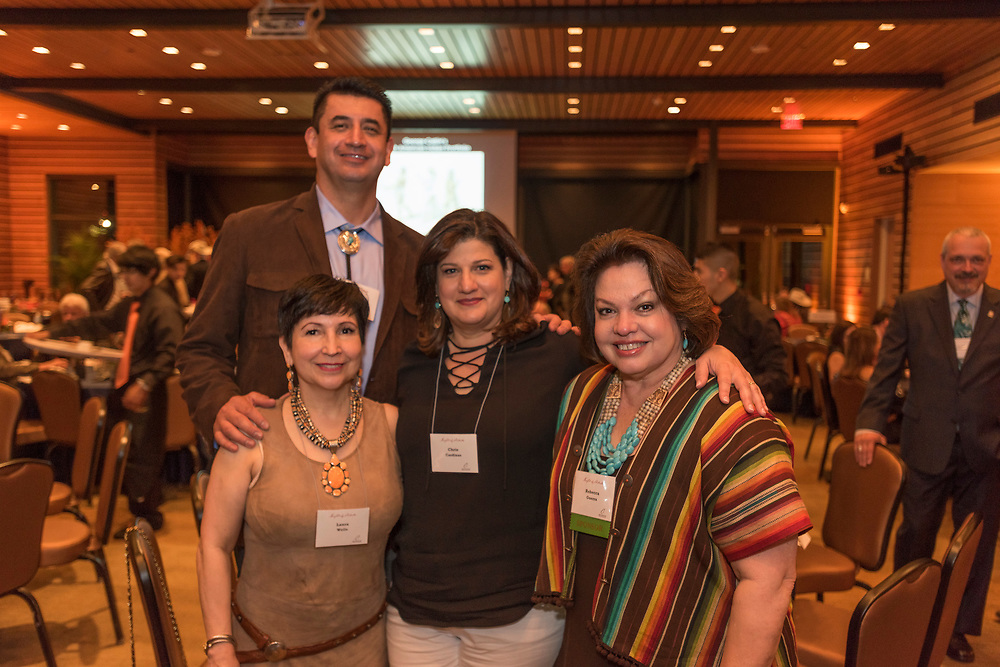 The Briscoe Western Art Museum opened the 2017 Night of Artists on Saturday, April 1 with a gala celebration.