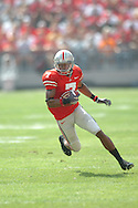 MORNING JOURNAL/DAVID RICHARD.Ohio State's Ted Ginn.