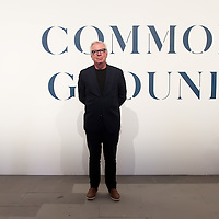 """David Chipperfield  Director of the 13th International Architecture Exhibition """"Common Ground"""", attends the Press Opening for the 13th  Venice Architecture Exhibition August 27, 2012 in Venice, Italy."""
