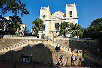 Vhine Macao, eglise Sao Lourenco // China, Macau, St. Lawrence s church