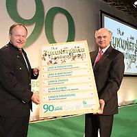 90 Jahre LK NÖ - Zukunftsbild Landwirtschaft, 07.03.2012