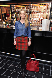 DAISY DE VILLENEUVE at a brunch hosted by Zac Posen to launch the Belvedere Bloody Mary Brunch held at Le Caprice, 25 Arlington Street, London on 7th April 2011.