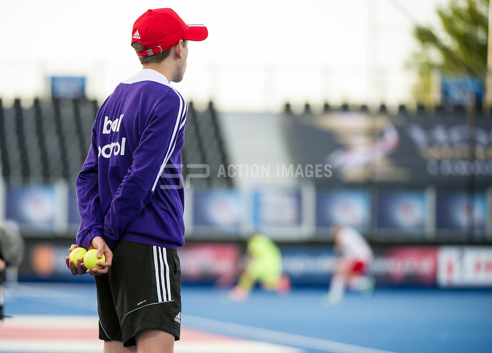England v China - Hockey World League Semi Final, Lee Valley Hockey and Tennis Centre, London, United Kingdom on 15 June 2017. Photo: Simon Parker