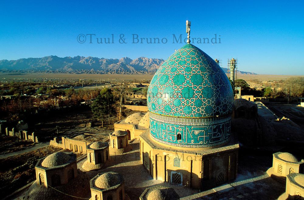 Iran - Mahan - Tombe du Shah Ne'matullah vali