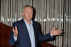RORY BREMNER at a dinner to celebrate the start of The Season held at Rivea, Bulgari Hotel, 171 Kightsbridge, London on 18th May 2016.