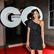 Lilah Parsons Arrivers at GQ 30th Anniversary celebration at Sushisamba, The Market, Convent Garden on 29 October 2018.