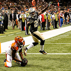 11-16-2014 Cincinnati Bengals at New Orleans Saints