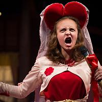 Hangar Theatre Alice in Wonderland