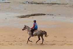 Barbara Lissarrague, (SUI), Preume De Paute - Endurance - Alltech FEI World Equestrian Games™ 2014 - Normandy, France.<br /> © Hippo Foto Team - Dirk Caremans<br /> 25/06/14