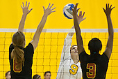 Rowan v. Gwynedd-Mercy Volleyball - 09/2010