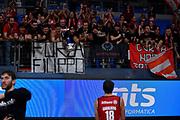 Pallacanestro Trieste, Cavaliero Daniele<br /> Carpegna Prosciutto Basket Pesaro - Allianz Pallacanestro Trieste<br /> Campionato serie A 2019/2020 <br /> Pesaro 5/01/2020<br /> Foto M.Ciaramicoli // CIAMILLO-CASTORIA