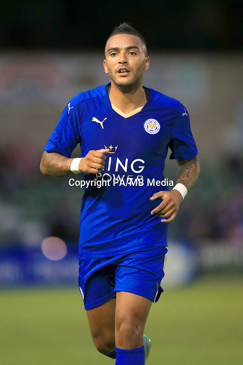Danny Simpson, Leicester City.