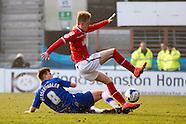 Gillingham v Crewe Alexandra 12/03/2016