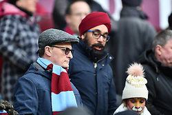 March 16, 2019 - Birmingham, England, United Kingdom - Aston Villa supporter during the Sky Bet Championship match between Aston Villa and Middlesbrough at Villa Park, Birmingham on Saturday 16th March 2019. (Credit Image: © Mi News/NurPhoto via ZUMA Press)