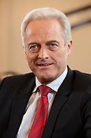 17 DEC 2010, BERLIN/GERMANY:<br /> Peter Ramsauer, CSU, Bundesverkehrsminister, waehrend einem Interview, in seinem Buero, Bundesminsiterium fuer Verkehr, Bau und Stadtentwicklung<br /> IMAGE: 20101217-01-037<br /> KEYWORDS: Büro