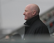 Dundee manager John Brown - Falkirk v Dundee, SPFL Championship at <br /> Falkirk Stadium<br />  - &copy; David Young - www.davidyoungphoto.co.uk - email: davidyoungphoto@gmail.com