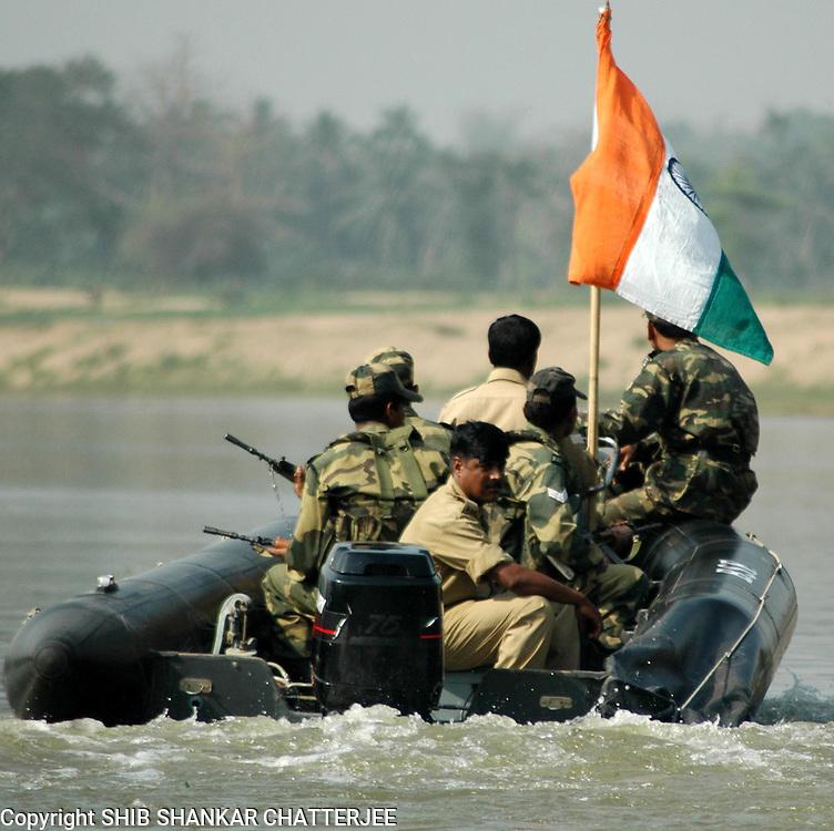 India Bangladesh International Border
