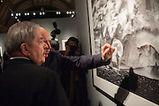 EX PRESIDENT LULA DA SILVA OF BRAZIL; SEBASTIAO SALGADO, Opening of Sebastião Salgado: Genesis | Natural History Museum, Cromwell Rd. London. 9 April 2013