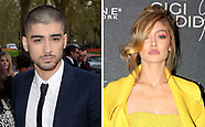 Gigi Hadid & Zayn Malik split - 14 March 2018