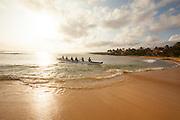 Poipu Beach Park, Poipu, Kauai, Hawaii