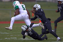 2 November 2019: New Lenox Providence Catholic Celtics at Normal Community West Wildcats football, 1st round playoffs IHSA 6A, Normal, Illinois