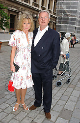 PAUL & ALISON MYNERS  at the Royal Academy of Arts Summer Exhibition Preview Party held at Burlington House, Piccadilly, London on 2nd June 2005<br />