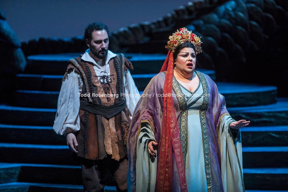12/2/17 4:45:26 PM -- Chicago, IL, USA<br /> Lyric Opera Presents<br /> Puccinii's Turandot Dress Rehearsal<br /> <br /> &copy; Todd Rosenberg Photography 2017