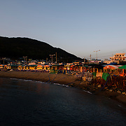 Taejongdae, Yeongdo, Busan, South Korea.