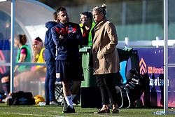Tanya Oxtoby manager of Bristol City Women - Mandatory by-line: Robbie Stephenson/JMP - 24/03/2019 - FOOTBALL - Stoke Gifford Stadium - Bristol, England - Bristol City Women v Everton Ladies - FA Women's Super League