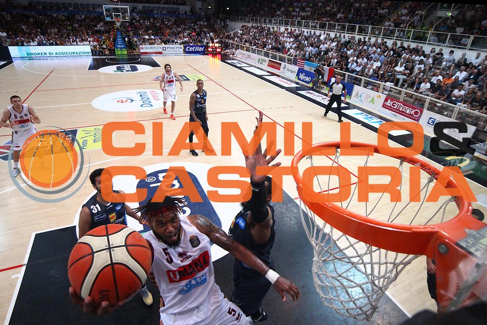 Julian Stone<br /> Umana Reyer Venezia - Dolomiti energia Trento<br /> Lega Basket Serie A 2016/2017<br /> Play Off Finale Gara 6 <br /> Trento 20/06/2017<br /> Foto Ciamillo-Castoria/A. Gilardi