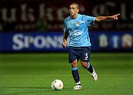 13-09-2008 VOETBAL:FC TWENTE:NEC NIJMEGEN:ENSCHEDE <br /> Youssef El -Akchaoui<br /> Foto: Geert van Erven
