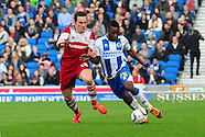 Brighton and Hove Albion  v Middlesbrough 29/03/2014