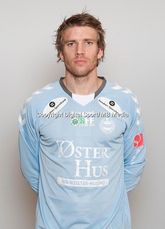 Fotball , Tippeligaen 2013 , Eliteserien , portrett , portretter , Sandnes Ulf , Nils Petter Andersen<br /> Foto: Astrid M. Nordhaug