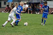 Boys 2009 Silver FinalFWFC B09 Black vs Kitsap Alliance FC B09