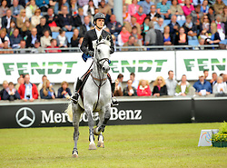 Alvarez Moya, Sergio, Carlo<br /> Aachen - CHIO<br /> Großer Preis<br /> © www.sportfotos-lafrentz.de/ Stefan Lafrentz