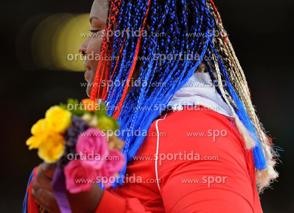 Aug. 3, 2012 - London, England, United Kingdom - Judo, women.Idalys Ortiz (Kuba).© pixathlon