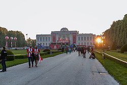 26.05.2019, Schloss Klessheim, Salzburg, AUT, 1. FBL, FC Red Bull Salzburg Meisterfeier, im Bild Übersicht Meisterfeier // during the Austrian Football Bundesliga Championsship Celebration at the Schloss Klessheim in Salzburg, Austria on 2019/05/26. EXPA Pictures © 2019, PhotoCredit: EXPA/ JFK