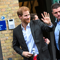 Prince Harry visits Copenhagen