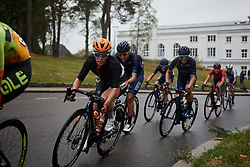 Karol-Ann Canuel (CAN) on the final lap at Ladies Tour of Norway 2018 Stage 2, a 127.7 km road race from Fredrikstad to Sarpsborg, Norway on August 18, 2018. Photo by Sean Robinson/velofocus.com
