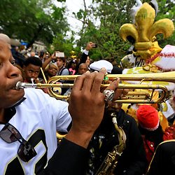 04-15-2016 Will Smith Second Line Tribute