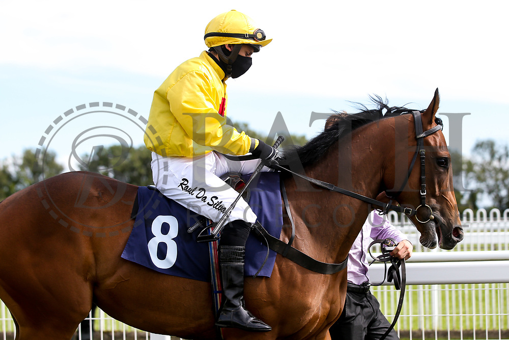 Living On A Dream ridden by Raul Da Silva and trained by James Grassick - Mandatory by-line: Robbie Stephenson/JMP - 18/07/2020 - HORSE RACING- Bath Racecourse - Bath, England - Bath Races 18/07/20