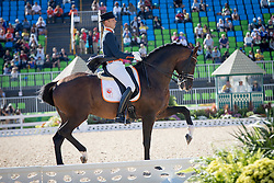 Minderhoud Hans Peter, NED, Glock's Johnson TN<br /> Olympic Games Rio 2016<br /> © Hippo Foto - Dirk Caremans<br /> 11/08/16