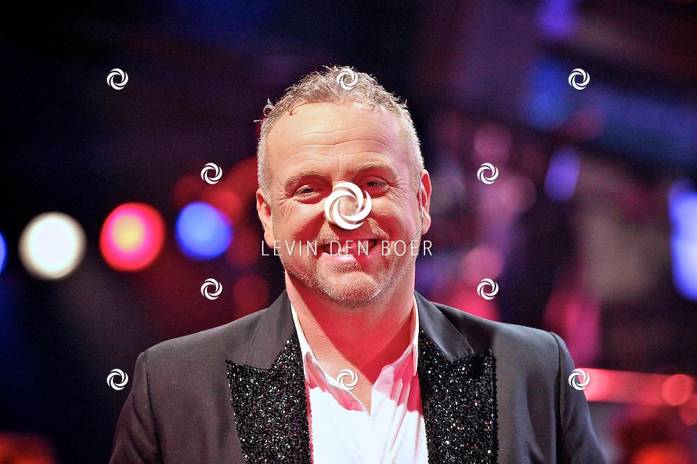 HILVERSUM - In Studio 24 is de vierde halve finale van Hollands Got Talent geweest.  Met op de foto jurylid Gordon. FOTO LEVIN DEN BOER - PERSFOTO.NU