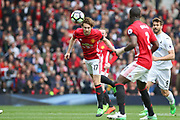 Daley Blind Midfielder of Manchester United during the Premier League match between Manchester United and Swansea City at Old Trafford, Manchester, England on 30 April 2017. Photo by Phil Duncan.