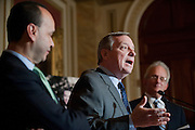Dec 8, 2010 - Washington, District of Columbia, U.S. - Senate Assistant Majority Leader DICK DURBIN (D-IL) speaks at a news conference to urge members of Congress to pass the DREAM Act.(Credit Image: © Pete Marovich/ZUMA Press)
